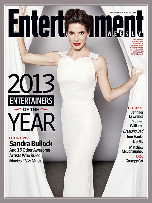 This Week's Cover: Our Entertainers of the Year! | EW.com