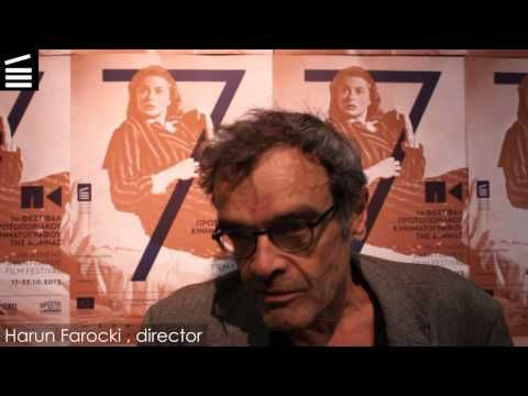 7th AAGFF Interviews #3 Harun Farocki