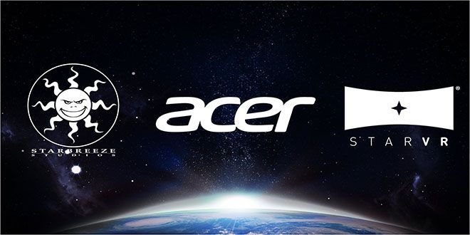 Starbreeze and Acer Partnership for the Upcoming StarVR Headset http://www.vrguru.com/2016/05/16/starbreeze-acer-partnership-upcoming-starvr-headset/