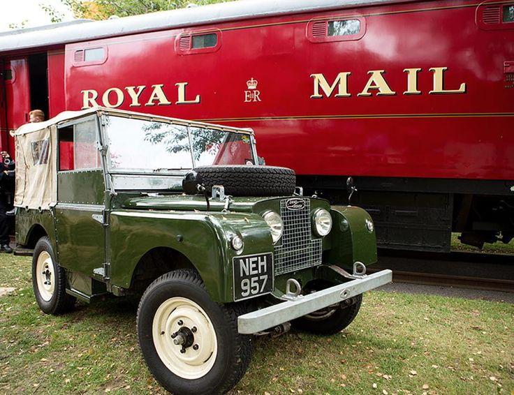 In 1963 15 gang of robbers pulled off the 'Great Train Robbery' of 1963 using two Land Rovers as getaway cars. The group lead by mastermind Bruce Reynolds made off withequivelent of 50 milllion dollars.