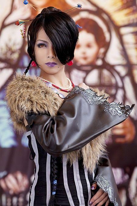 Lulu - Final Fantasy X Cosplay