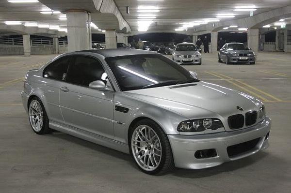 e46 M3 coupe