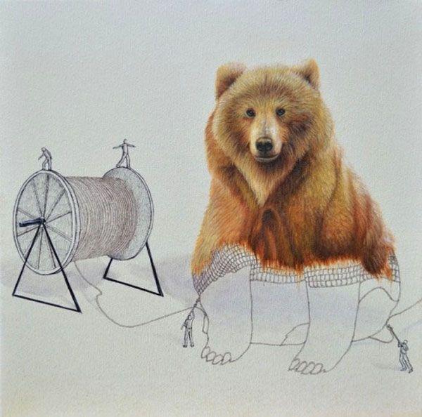 Wie Tiere gebaut werden von Ricardo Solis