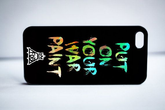 Fall out boy quote iPhone 4/4s/5/5c/5s Samsung by MySoulYourBeats, $14.62