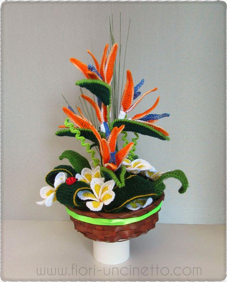 131 best Blumen images on Pinterest | Blumen häkeln, Stricken häkeln ...