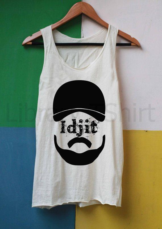IDJIT Shirts Supernatural Shirt Tank Top TShirt by LibraryOfShirt, $14.99