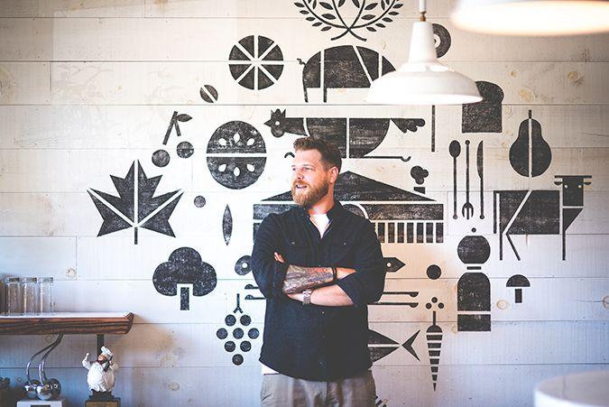 Chef Talk…Evan Robertson