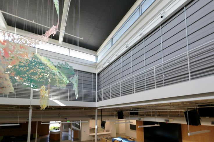 Curtain Wall Atrium : Best images about smoke guard atrium fire