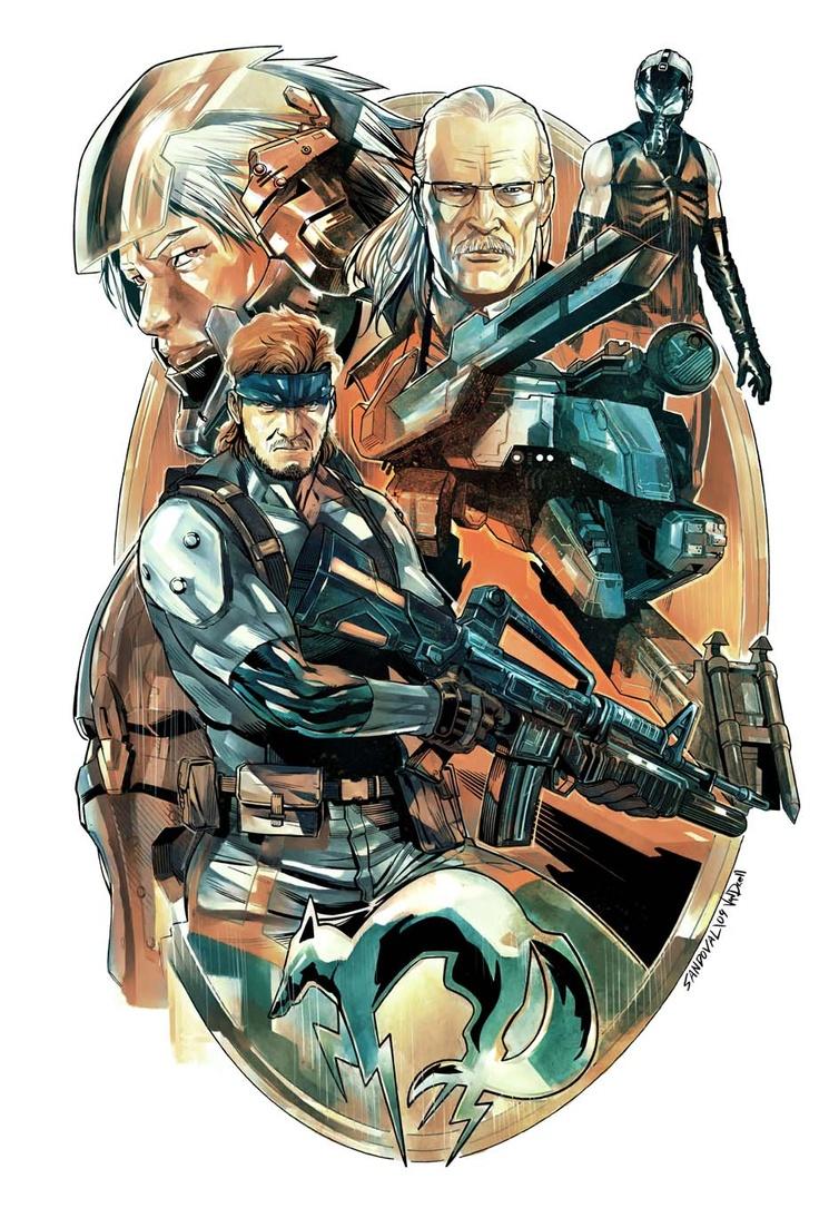 Metal Gear Solid Universe