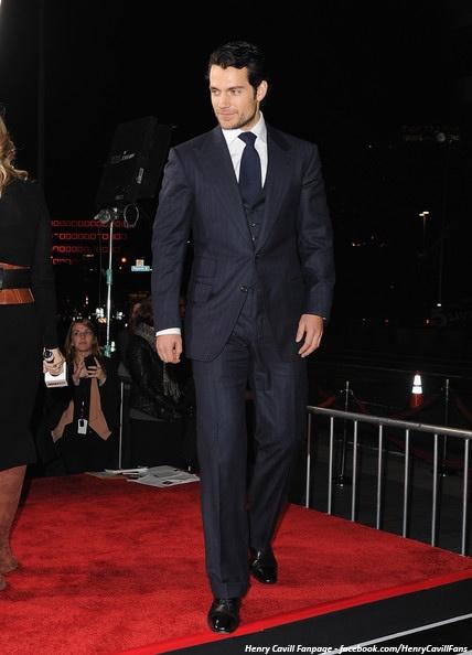 Henry Cavill-Red Carpet Arrivals-Immortals Premiere-11.07.11-13 by The Henry Cavill Verse, via Flickr