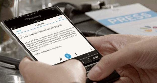 BlackBerry exec states company may go Android-only in the future