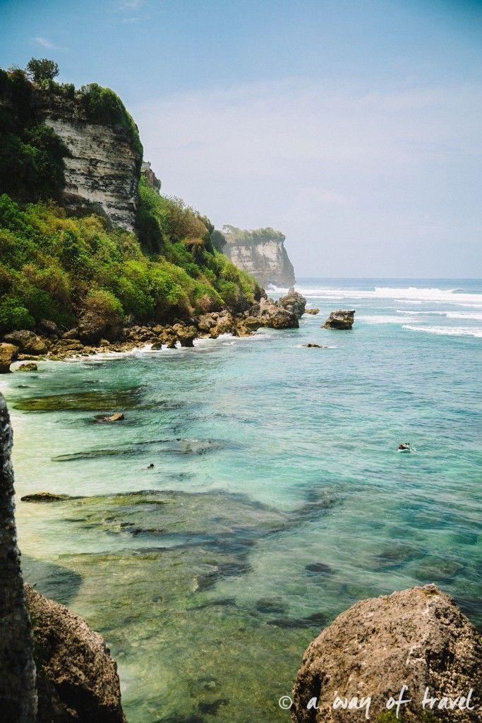 bali indonesie visiter uluwatu blue point padang padang beach surf surfeur 12