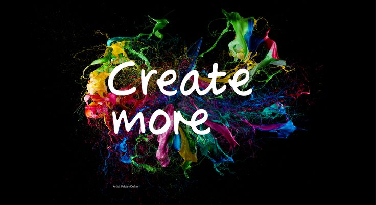 Eugenio Recuenco & Pratik Naik | Create More - University program - Madrid 2015