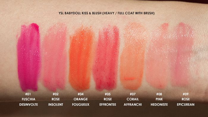 Pin By Sam Gonzales On Camille Lips  Ysl Beauty, Lipstick -2342