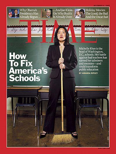 Michelle RheeMichelle Rhee, Power Women, Interesting People, Interesting Reading, Michele Rhee, Education Reformer, Education System, America Schools, Powerful Women