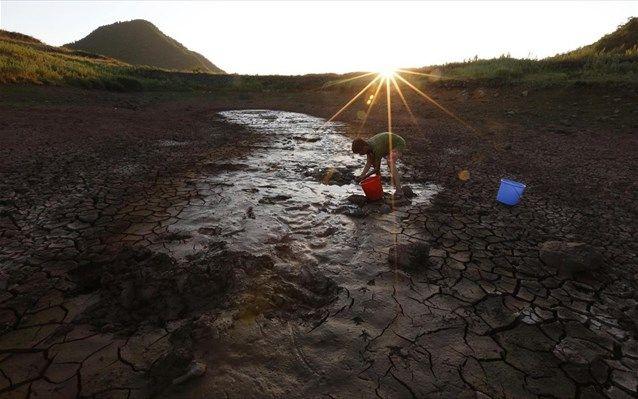 2,6 δισ. άνθρωποι δεν έχουν πρόσβαση σε καθαρό νερό