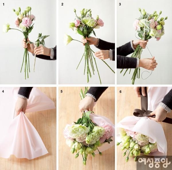 Homemade bouquet of flower2