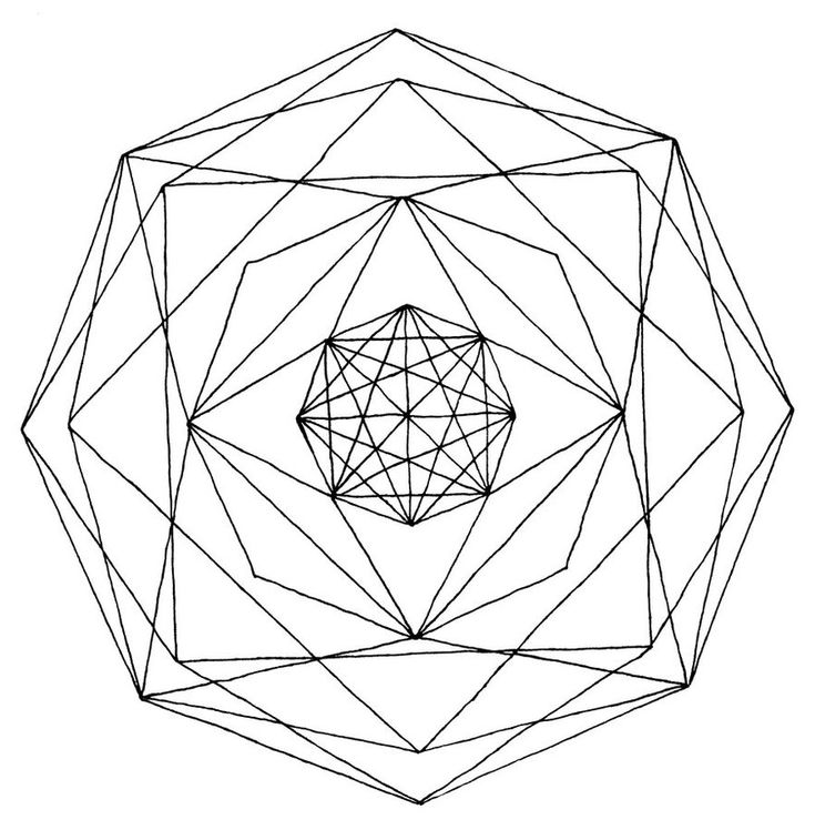 Geometric Straight Line Art : Best images about geometric on pinterest hexagons