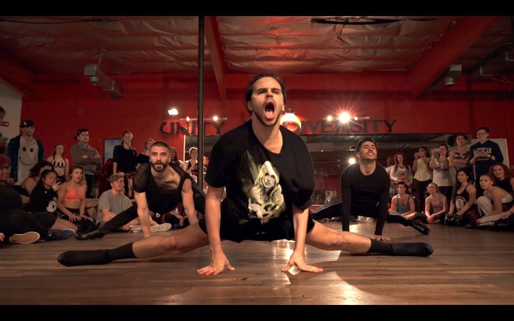 """YANIS MARSHALL HEELS CHOREOGRAPHY """"BABY ONE MORE TIME"""" BRITNEY SPEARS. FEAT ARNAUD & MEHDI - YouTube"""