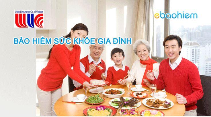 eBaohiem giới thiệu sản phẩm Bảo hiểm sức khỏe UIC dành cho gia đình Family Shield để bảo vệ cho toàn bộ các thành viên trong gia đình trong một chương trình