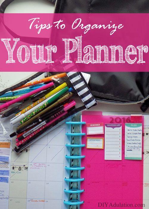 7 best Planner addict images on Pinterest Planners, Organisation - bilan energetique maison gratuit
