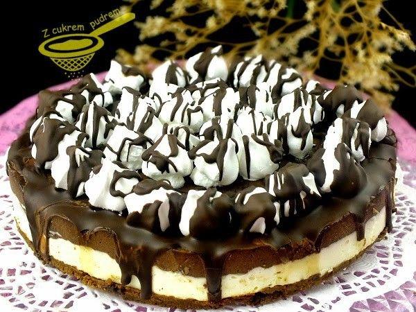 Jeden z nepečených a výborných cheesecake-ov. Lahodná chuť mascarpone krému v…