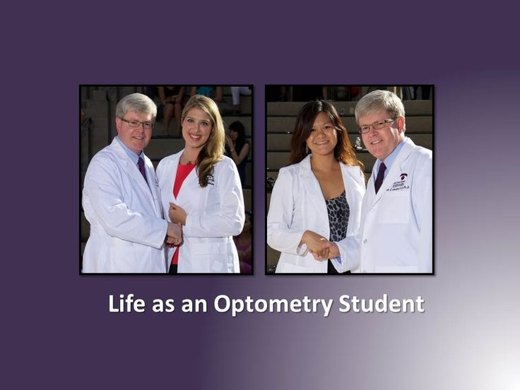Optometry best degree to pursue