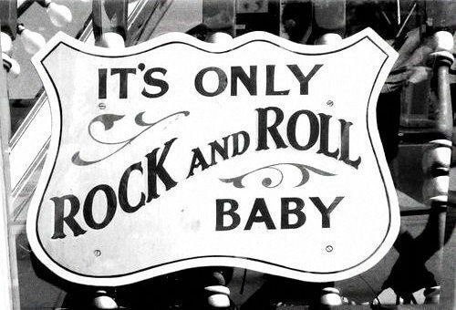 rock and roll baby