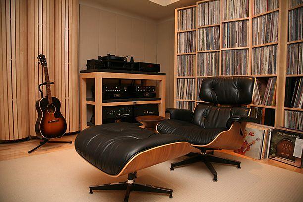 Eames Audiophile                                                                                                                                                                                 More