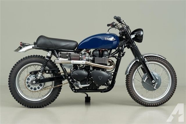 Triumph SCRAMBLER Price On Request