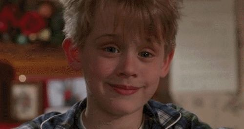 Kevin McCallister, you coy son of a gun. | Community Post: Why Kevin McCallister Is Not Your Average Kid