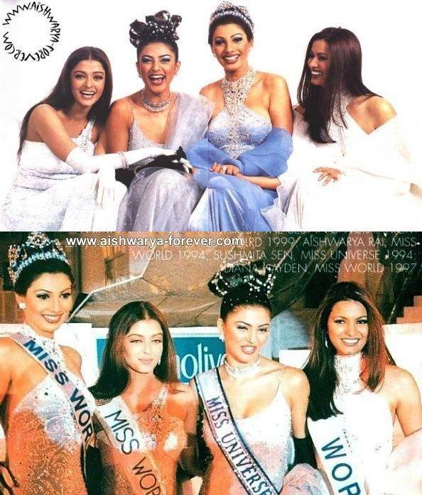 Aishwarya { Miss India / World -1994}