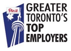 Greater Toronto's Top Employers is an annual competition organized by the editors of Canada's Top 100 Employers. This special designation recognizes the Greater Toronto employers that lead their industries in offering exceptional places to work. http://www.canadastop100.com/toronto/