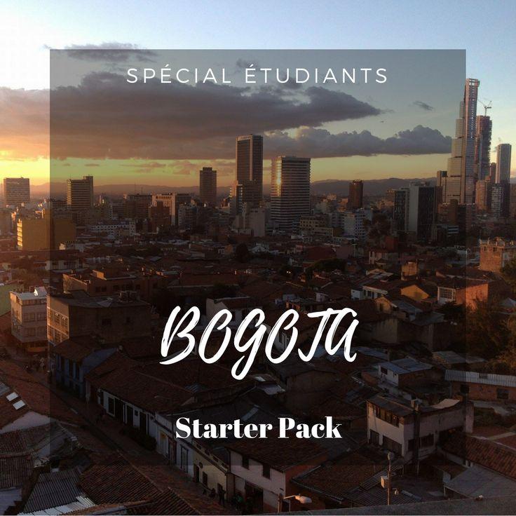 SPECIAL ETUDIANTS: BOGOTA STARTER PACK    Colombie, Amérique latine