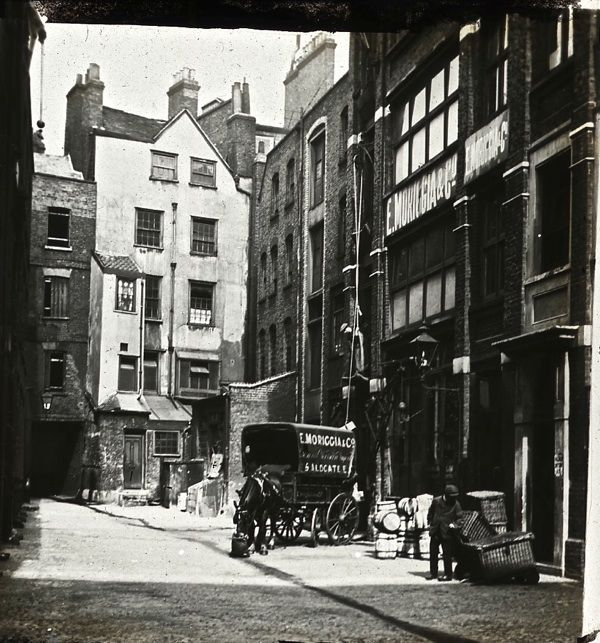 The Pubs Of Old London | Spitalfields Life