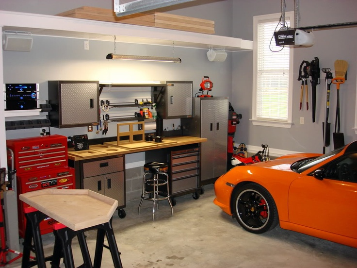 Garage Gadgets how to organize garage space | ( garage organizing ) | pinterest