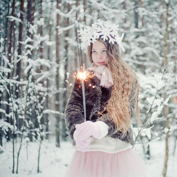 Imbolc - winter's end, returning light