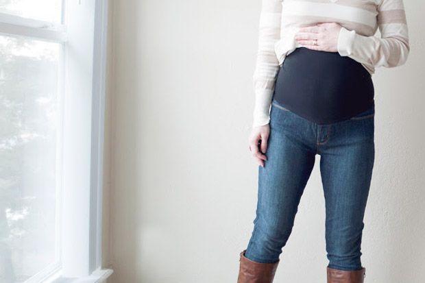 nuovo concetto c8844 fe160 Abbigliamento premaman fai da te: utili accorgimenti per ...