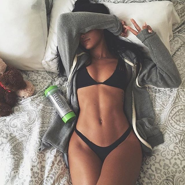 Exercising helps boosts and speeds up your weight loss results when using our Teami blends tea detox! Get your body toned & slim in time for summer!