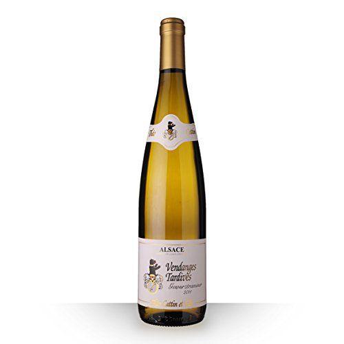 Théo Cattin Vendanges Tardives Gewurztraminer 2011 Blanc 75cl AOC Alsace: Vin Tranquille Blanc Alsace