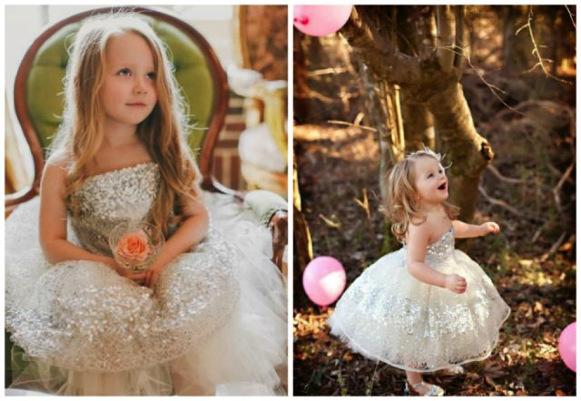7 Swoon Worthy Flower Girl Dresses For A Warm Weather