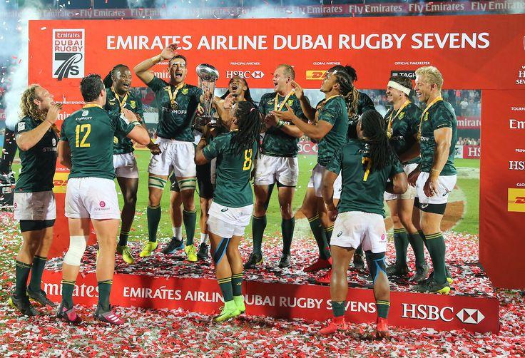 Blitzboks Down Kiwis to Win Dubai Sevens