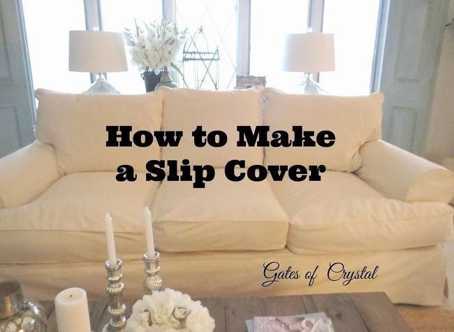 Making Your Own Slip Covers Slipcovers Couch Covers Upholstery Foam