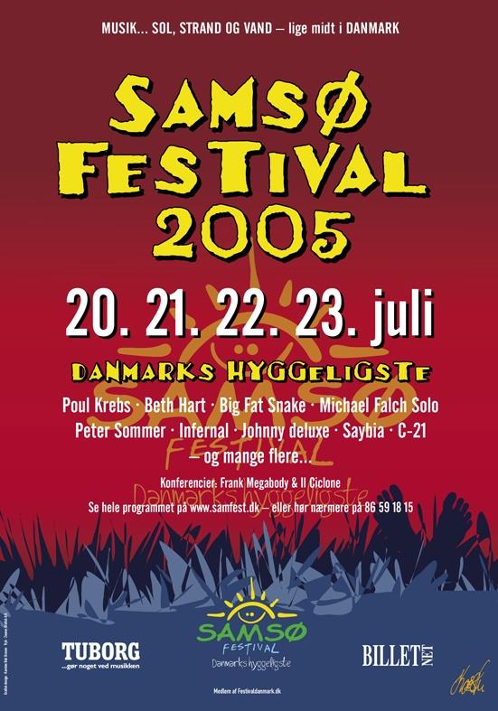 Samsø Festival 2005