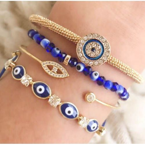 evil eye jewelry for girls- Evil eye jewelry bracelets http://www.justtrendygirls.com/evil-eye-jewelry-bracelets/