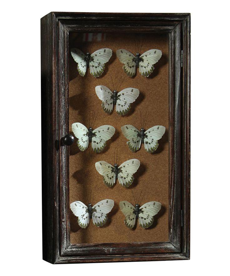 HomArt Butterfly Shadowbox