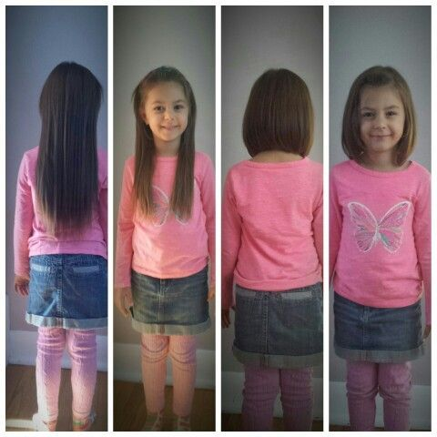 awesome My little big girl ♡ first haircut ♡... | Little ...50s Little Girl Hairstyles