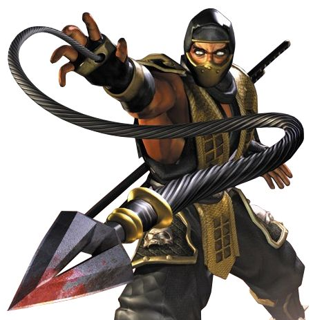 scorpion mortal kombat | Scorpion Mortal Kombat
