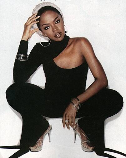 Lauryn Hill// Let me get that Jumpsuit up out ya L-Boogie?!