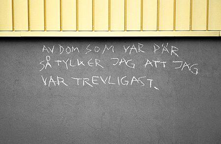 Gatans poesi på Göteborgs Stadsmuseum